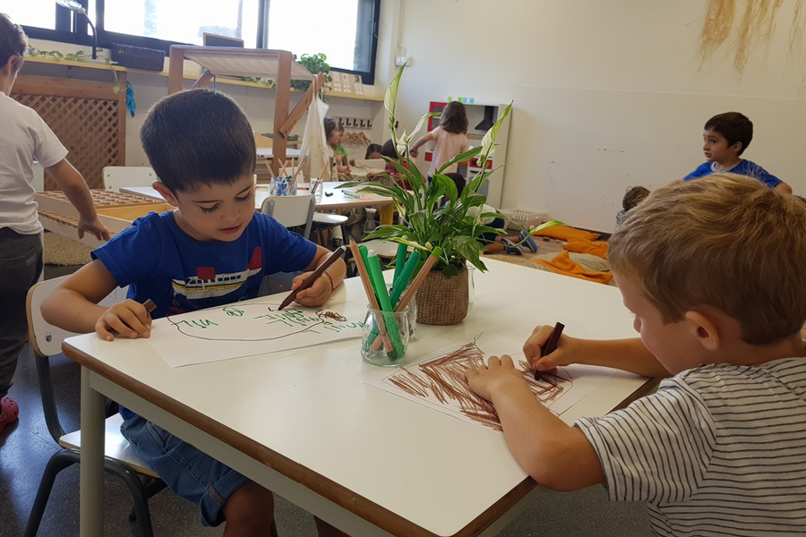 Escola Solc Barcelona - Processos - Conversa entre amics