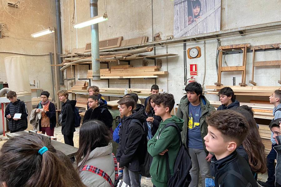 Escola Solc Barcelona a Can Batlló