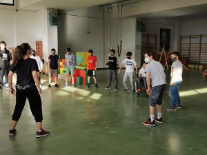 Escola Solc Barcelona - Projecte de dansa a sisè de primària